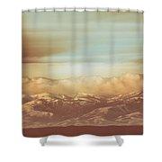 Mountain Classic1 Shower Curtain