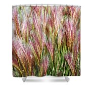 Mountain Grass Shower Curtain