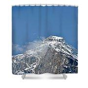 Mountain Shower Curtain