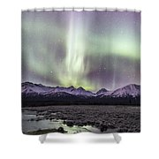 Mountain Magic Shower Curtain