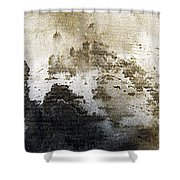 Mountain Mists Shower Curtain
