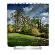 Mountain Parkway Shower Curtain