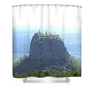 Mount Popa Shower Curtain