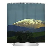 Mountain Ridge Shower Curtain