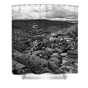 Mountain Valley Shower Curtain