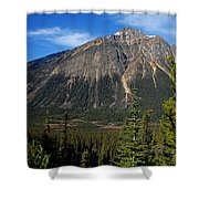 Mountain View 2 Shower Curtain
