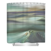 Mountain View Shower Curtain