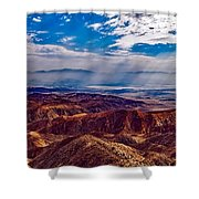 Mountain Vista Shower Curtain