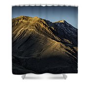 Mountains In Argentina Shower Curtain
