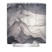 Mountains Shower Curtain