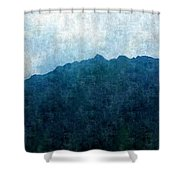 Mountine Air Shower Curtain
