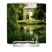 Mournful Reflections Shower Curtain