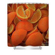 Mouth Watering Shower Curtain