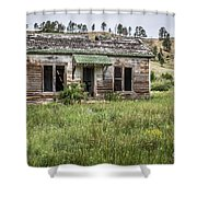 Move-in Ready Shower Curtain
