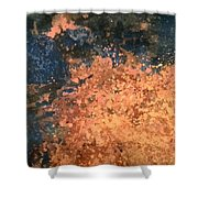 Movement Of Color I  Shower Curtain