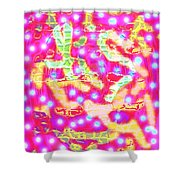 Moveonart A Place To Live Two Shower Curtain