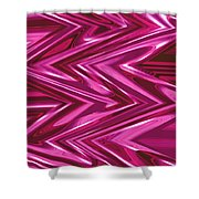Moveonart Abstract By Night 2 Shower Curtain