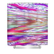 Moveonart All Dreaming Now Shower Curtain