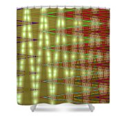 Moveonart Amplify Your Creativity Two Shower Curtain