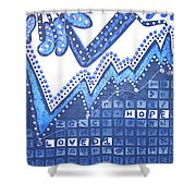 Moveonart Bibo Shower Curtain