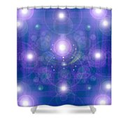 Moveonart Boomboominthenite Shower Curtain