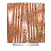 Moveonart Bring Us Closer 1 Shower Curtain