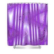 Moveonart Bring Us Closer 4 Shower Curtain