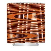 Moveonart Classical Sounds 3 Shower Curtain