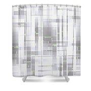 Moveonart Clear Creative Shower Curtain