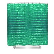 Moveonart Codegreen Shower Curtain