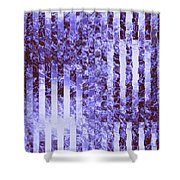 Moveonart Cold And Gate Shower Curtain