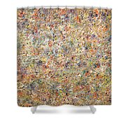 Moveonart Color Code 1 Shower Curtain