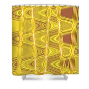 Moveonart Connecting With Light Shower Curtain