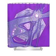 Moveonart Creative Peaceful Creature Six Shower Curtain