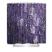 Moveonart Days Of Yore Shower Curtain