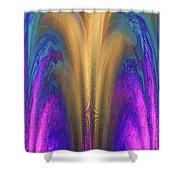 Moveonart Deliverance Shower Curtain