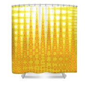 Moveonart Destiny Revival Shower Curtain