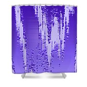 Moveonart Dream Research One Shower Curtain
