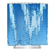 Moveonart Dream Research Two Shower Curtain