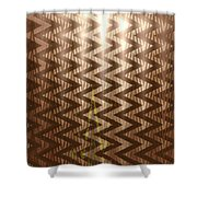 Moveonart Electric Transistion Shower Curtain