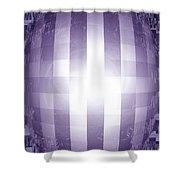 Moveonart Emerging Mind 1 Shower Curtain