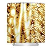 Moveonart Energize Shower Curtain