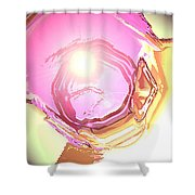 Moveonart Enlightenment Now Shower Curtain