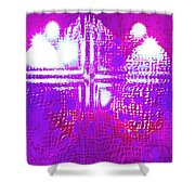 Moveonart Eternal Royal Provision Shower Curtain