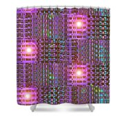 Moveonart Eye And Light Engagement One Shower Curtain