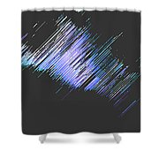 Moveonart Follow Your Dreams Tonite Shower Curtain