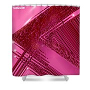 Moveonart Freedom Of Thought One Shower Curtain
