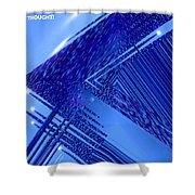Moveonart Freedom Of Thought Two Shower Curtain