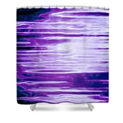 Moveonart Future Message Transmit Shower Curtain