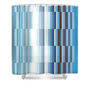 Moveonart Future Retro Now 2 Shower Curtain